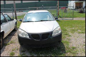 2007 Pontiac G6 - Front View