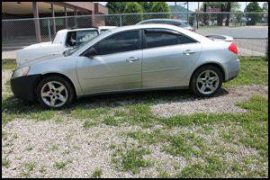 2007 Pontiac G6 - Side View