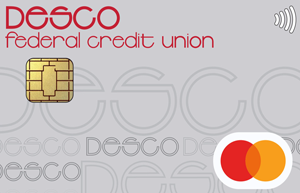 Desco Mastercard Credit Card image