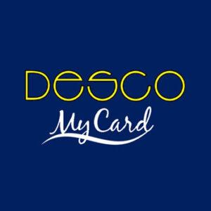 Desco My Card app image